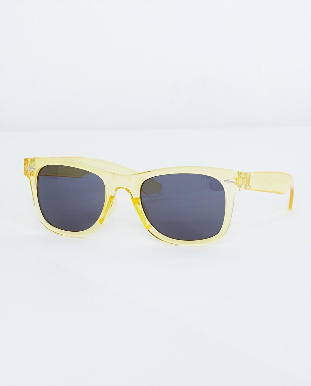 Lunettes de soleil jaune JBC   JBC Belgique 5dab3e71fc55